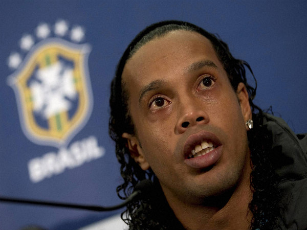 File photo: Ronaldinho