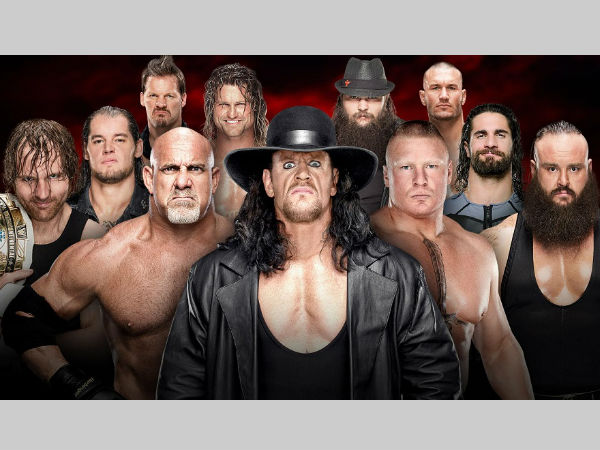 Royal Rumble poster (image courtesy WWE.com)