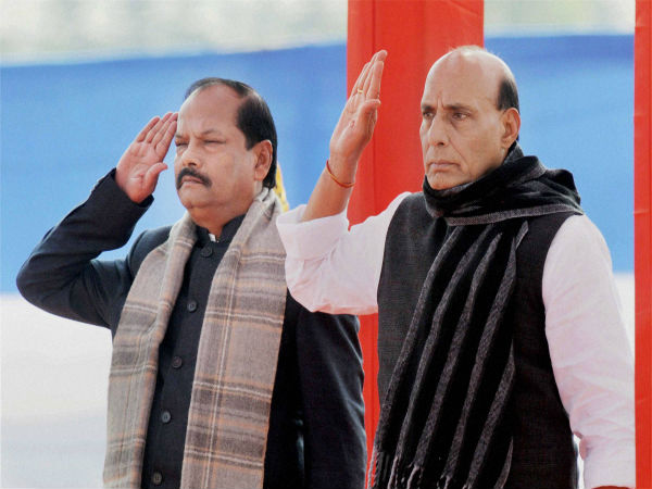 SP infighting 'a cause for concern', affecting UP: Rajnath