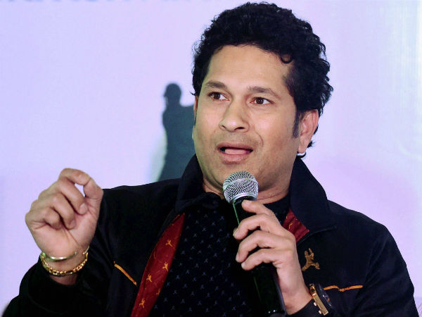 Chennai waiter's advice helped me in improving my batting technique: Sachin Tendulkar