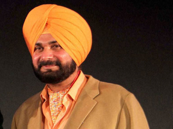 Navjot Singh Sidhu files nomination from Amritsar East