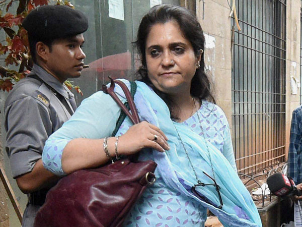 HC to hear Teesta Setalvad's bail plea on Monday
