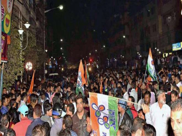 TMC: No role in violence against BJP