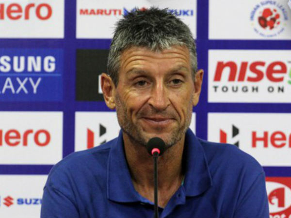Trevor Morgan. Photo from ISL's website