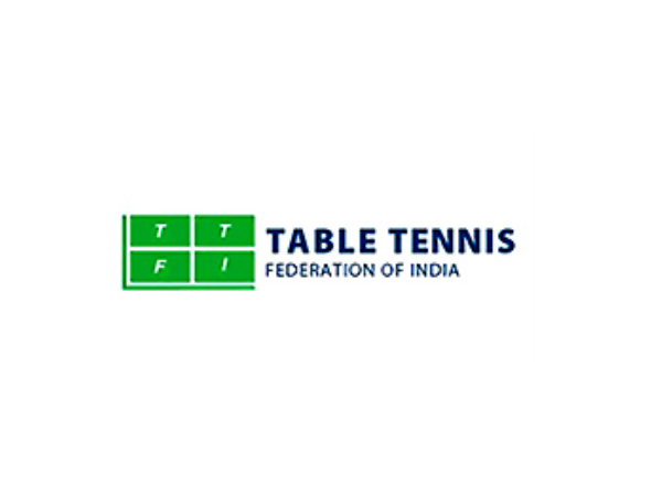 Table Tennis Federation of India (official logo)