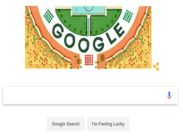 R-Day: Google shows special stadium doodle