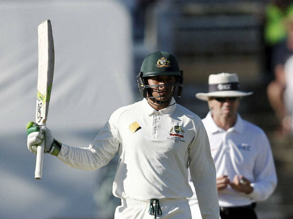 Australia tour of India: Usman Khawaja keen to improve performance in subcontinent
