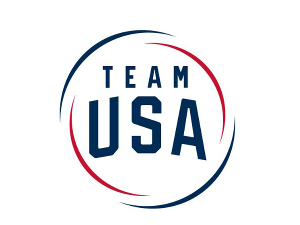 US Olympic Committee's official logo