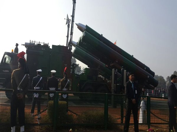 DRDO showcasing India's missile strength