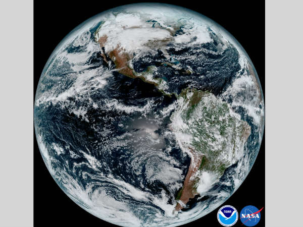 NOAA's new GOES-16 weather satellite sends back stunning first images