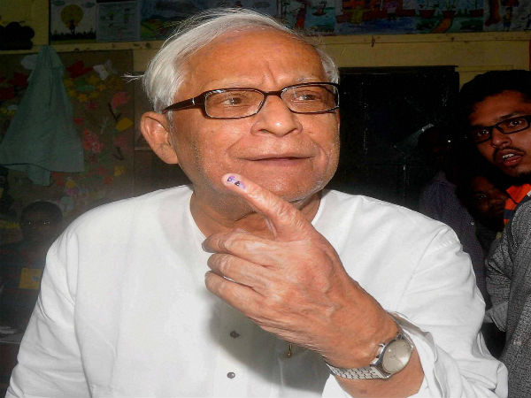 TMC has no moral right to speak against black money: Buddhadeb Bhattacharjee