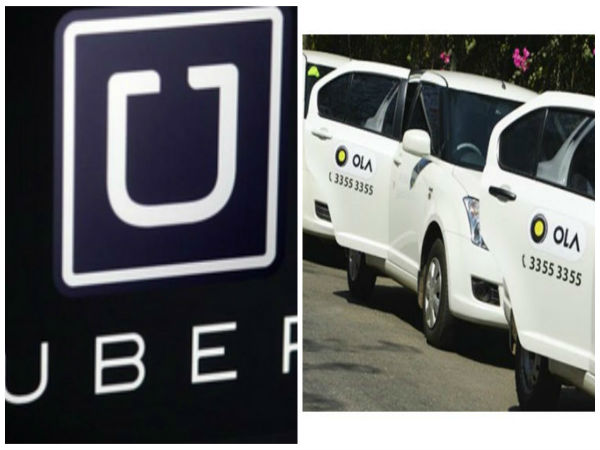 Karnataka: Uber and Ola to 'share' pool ban
