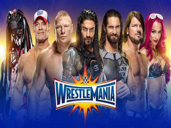 Wrestlemania 33 poster (Image courtesy: WWE Twitter)