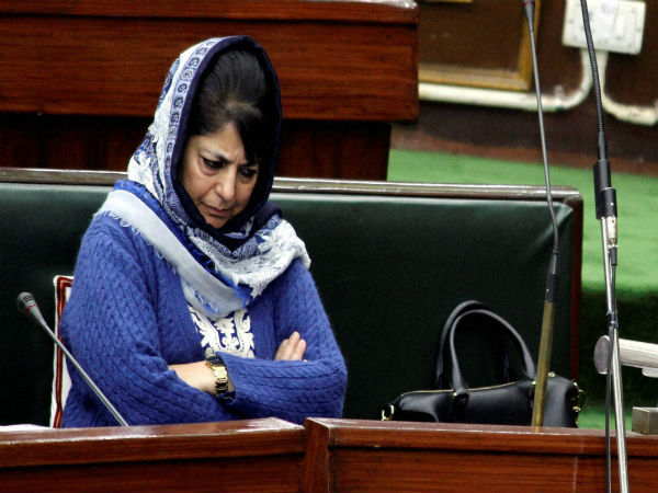 PDP, BJP face-off over Article 370