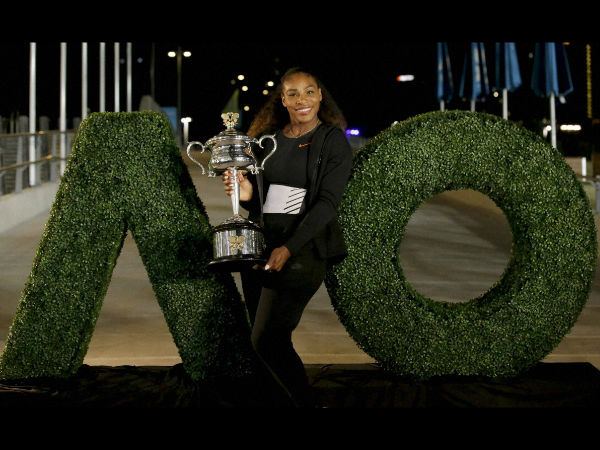 Serena Williams dethrones Angelique Kerber to become No. 1 in WTA rankings