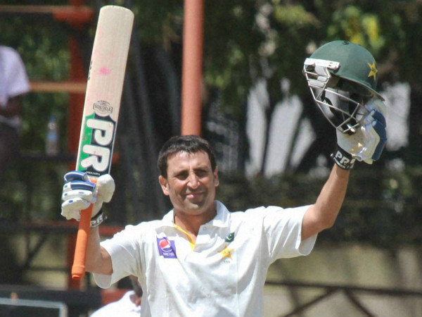 Younis Khan equals Sunil Gavaskar's record, slams 34 Test century