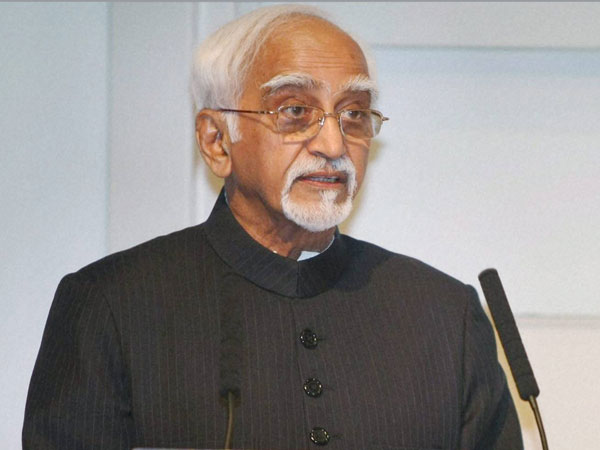 Hamid Ansari happy with his tenure as Vice President