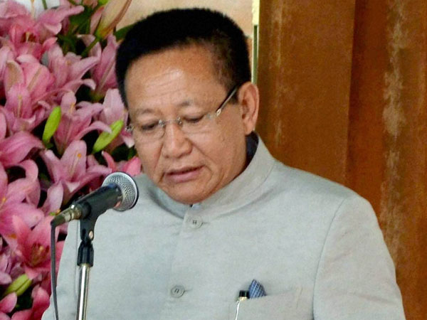 Shurhozelie Liezietsu likely to replace Nagaland CM TR Zeliang on Saturday