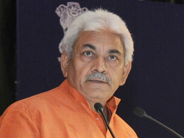 UP assembly election 2017: I am not in the race for CM's post, says Manoj Sinha