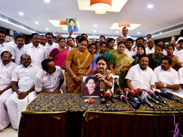 Pitching Amma to gain support