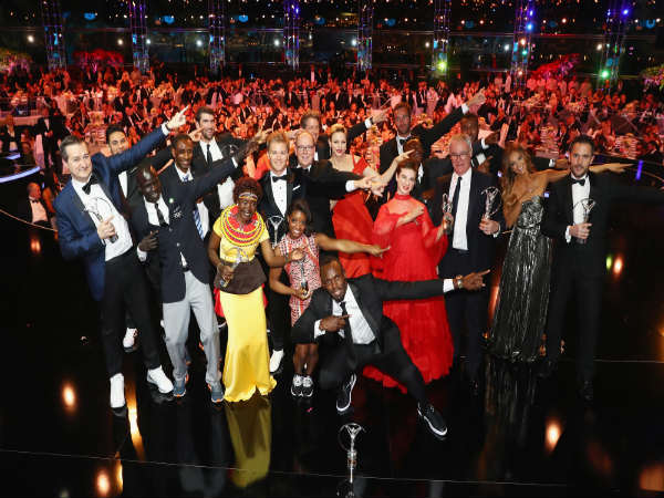 Laureus World Sports Awards 2017 winners