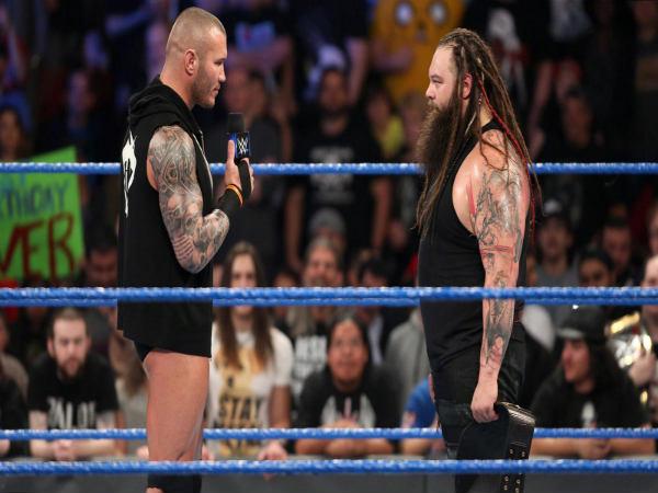 Bray Wyatt vs. Randy Orton WWE title match is still unconfirmed