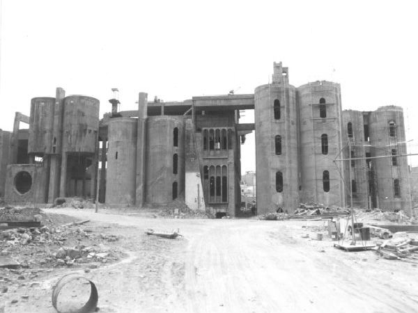 About WWI-era cement factory