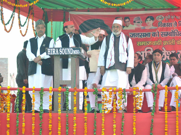 UP elections: SP confident of 2012 block buster performance