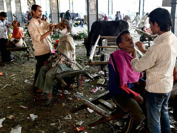 Govt to launch an App for barbers