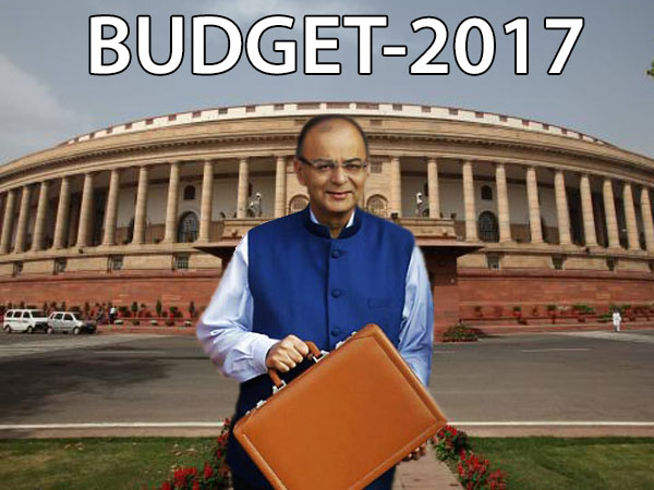 Jaitley's budget for common man