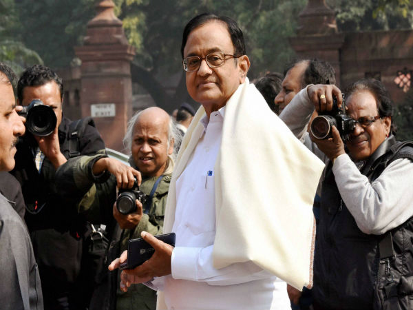 BJP calls Chidambaram 'irresponsible, anti-national' over his Kashmir 'lost' remark