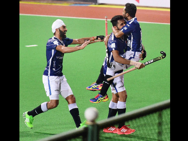 HIL 2017: Kemperman's strike seals crucial win for Dabang Mumbai over Punjab Warriors