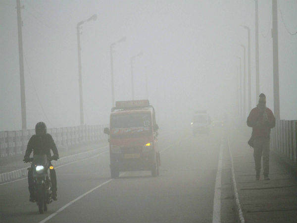 9 killed in vehicle collision due to dense fog in UP