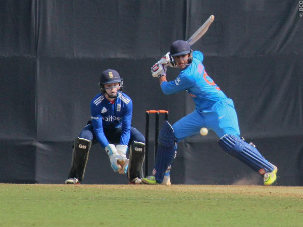 India U-19 hammer England by 129 runs in second game, level series 1-1