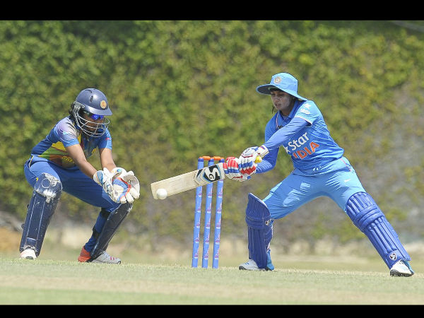 ICC Women's WC qualifier: India start campaign with a win, thrash SL by 114 runs