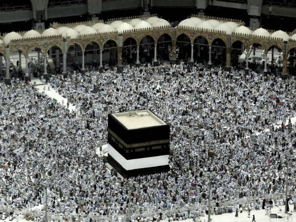 Terror attempt foiled to 'burn' Kaaba in Mecca