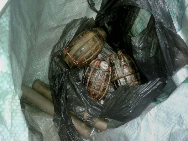 J&K: Grenade diffused in outskirts of Srinagar