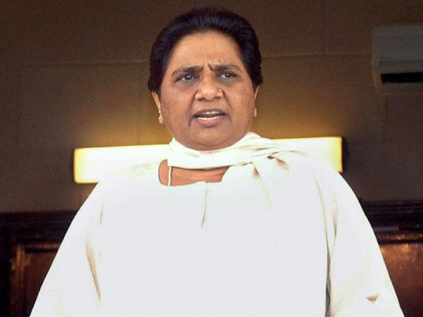 Public disenchanted with BJP, says Mayawati