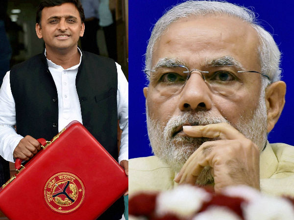 Akhilesh: PM Modi talks about kabristan, shamshaan, we talk about laptop, smartphone