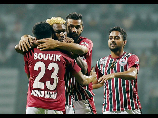 AFC Cup: Mohun Bagan reach group stage with 4-1 win over Valencia