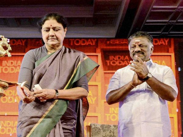 Inheritors of Jayalalithaa's legacy: Camp Sasikala calls Panneerselvam 'ZERO'