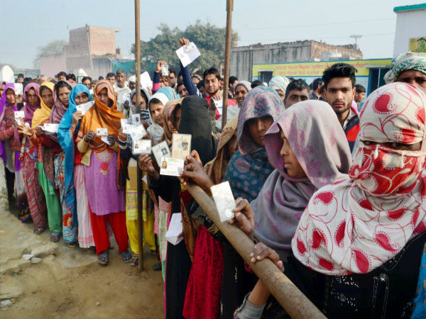 UP 2nd phase turnout betters first
