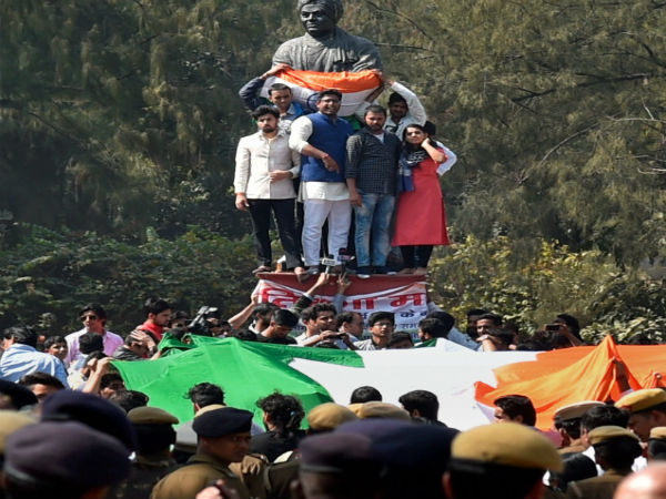 Ramjas College incident: NHRC issues notice to Delhi joint commissioner