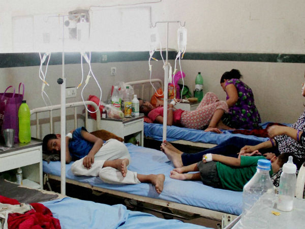 Over 600 affected by dengue in Mizoram