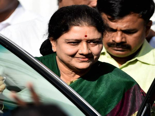Who is Sasikala's fight with? The people, party or Modi?