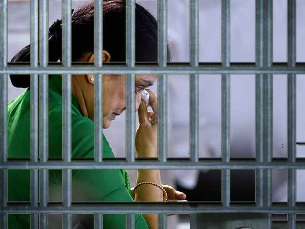 Here's what Sasikala wants in her cell at the Parappana Agrahara jail