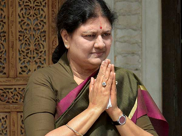 Sasikala says will continue to fight