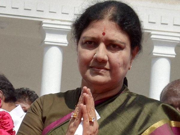 Sasikala chosen as AIADMK legislative