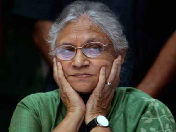 Sheila Dixit clarifies on 'immature' Rahul remark