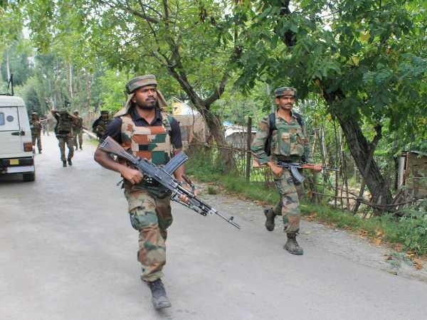 Two Hizbul Mujahideen terrorists killed in J&K